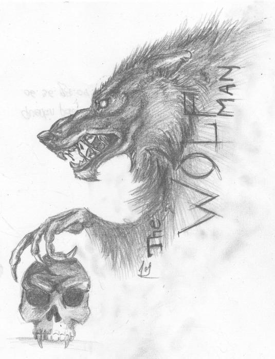 Werewolf par Joy